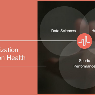 SVEXA - Making Individualization of Exercise and Sports Training a Scalable Reality