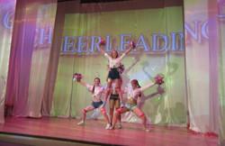 """Конкурс """"Cheerleading Challenge"""""""