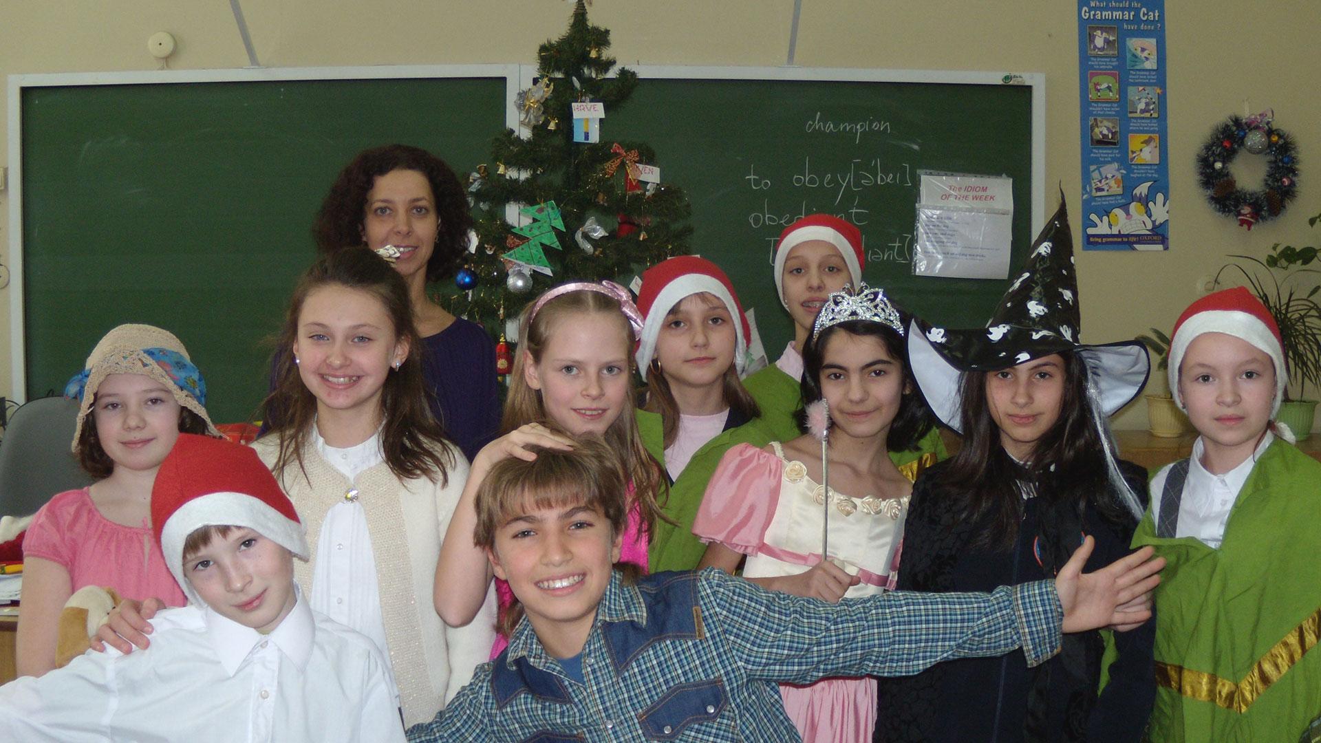 Измайловская гимназия 1508