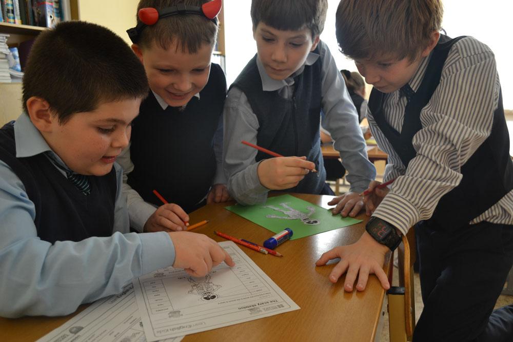 Измайловская гимназия №1508
