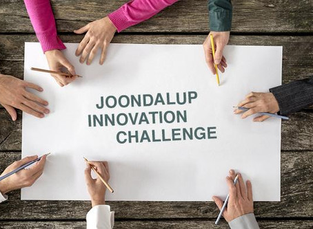 Business Agility Proud to be Part of Joondalup Innovation Challenge as Business Mentors