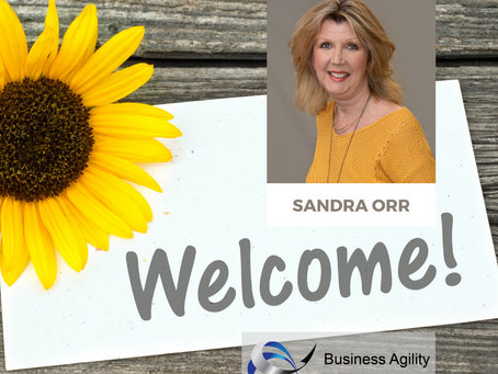 Welcome To Our New Digital Media Specialist: Sandra Orr