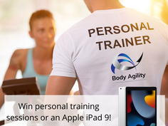 Visit Body Agility at the 'Live Your Potential NDIS Expo' & Win an Apple iPad9 or Personal Training