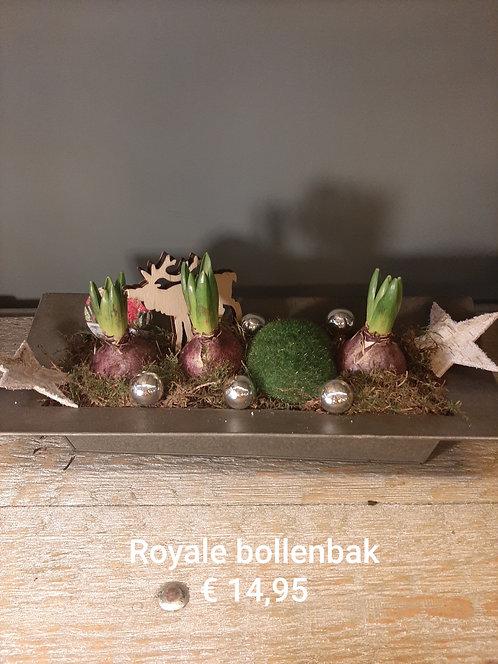 Royale bollenbak