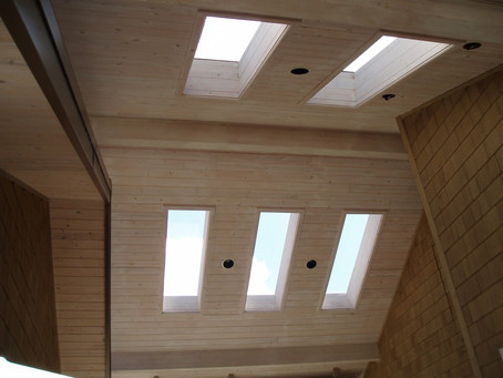 Add a little light in your life---Skylight style