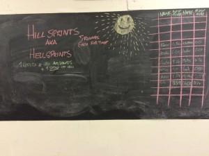 HELLSPRINTS!