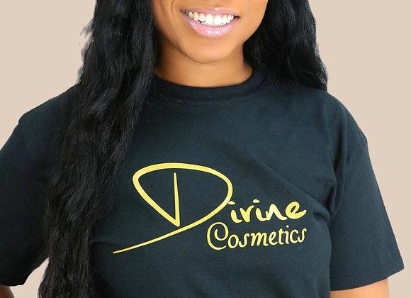 Divine Cosmetics T-shirts