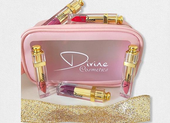 Divine Matte Lipstick Bundle