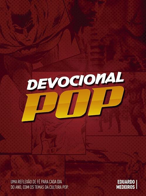 Devocional Pop Capa Dura Vermelha