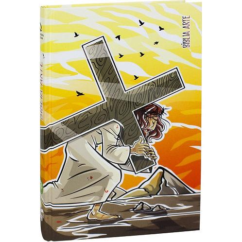 Bíblia Arte: Sacrifício