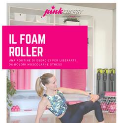 E-Book Foam Roller