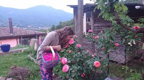 Emanuela Fiorito, una vita tra piante e fiori