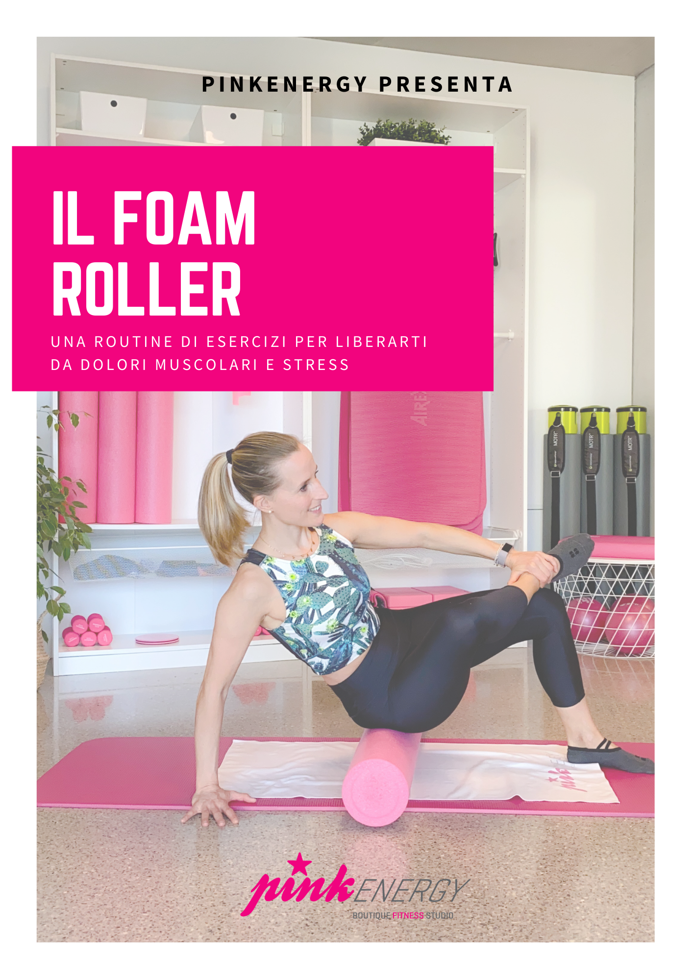 Foam Roller Ebook