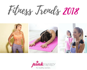Tendenze Fitness 2018