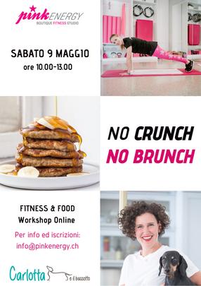 No Crunch No Brunch Online