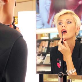 Pamela: professione make up artist