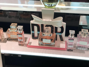A fragrance that smells like love @Dior