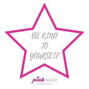 Sii gentile con te stessa