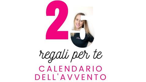 Il calendario dell'avvento di Pinkenergy