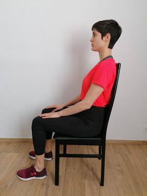 Le 5 Regole per sedersi correttamente