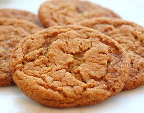 Cookies allo zenzero