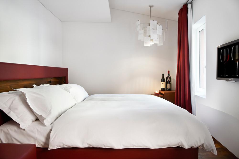 "Hotel Gabbani - camera ""Vino"""