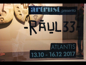 Atlantide vista da Raul 33