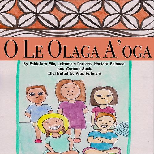 O Le Olaga A'oga e-book