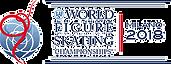 Logo ISU World Figure Skating Championship Milano 2018