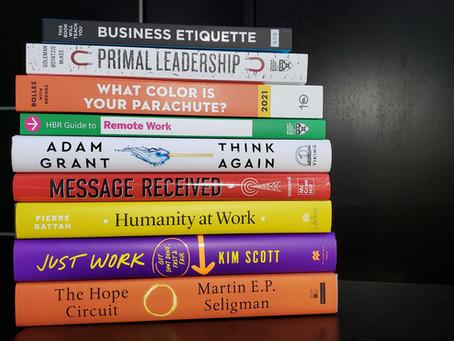 Une liste de lecture d'été 2021 pour notre époque