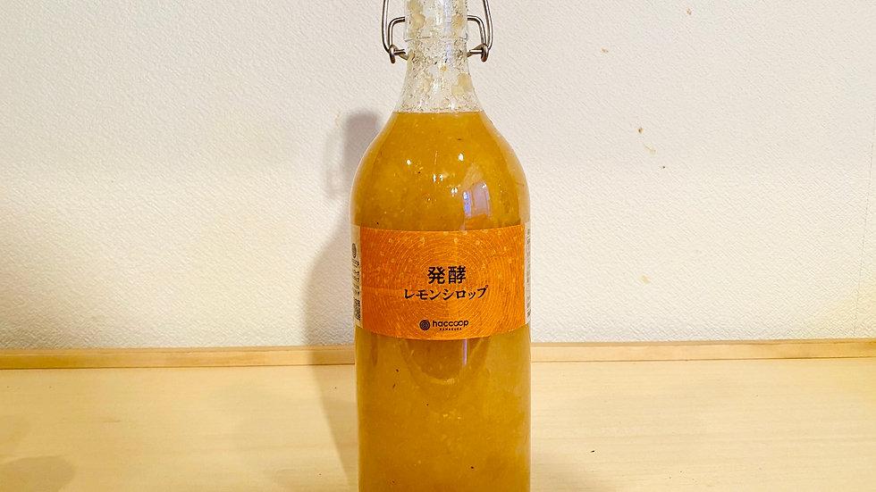 発酵レモンシロップ大容量 パック 1,130g