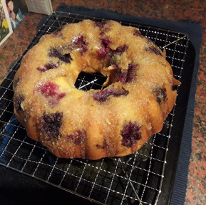 Blueberry Drizzle