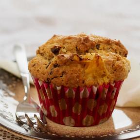 Millflour Dark Chocolate and Orange Muffin