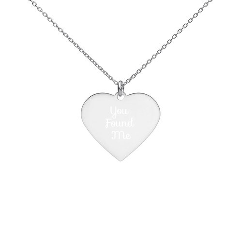 YFM Official Love Heart Necklace