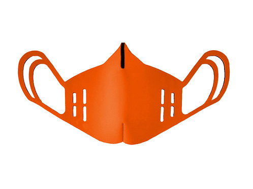 Mascherina - Arancio Met
