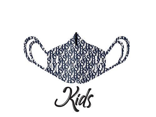 Mascherina KIDS - Monogram