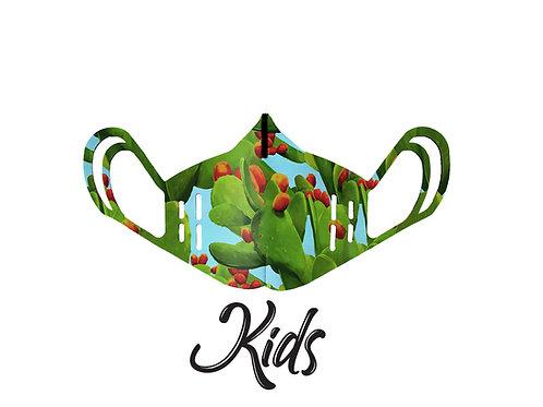 Mascherina KIDS - Cactus