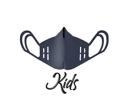 Mascherina KIDS - Blu