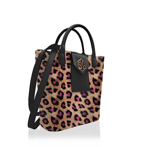 Frida Maxi - Leopard Neon