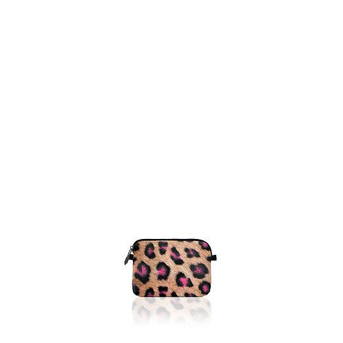 Bianca Mini - Leopard Neon