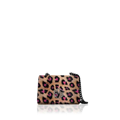 Charlotte Midi - Leopard Neon
