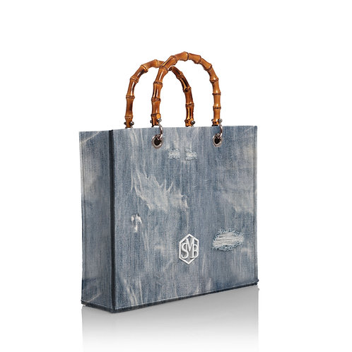 Tote Bamboo - Jeans
