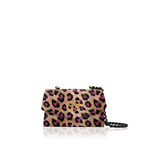 Meghan Maxi - Leopard Neon