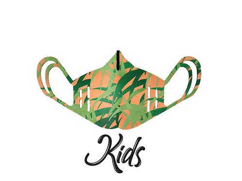 Mascherina KIDS - Bamboo