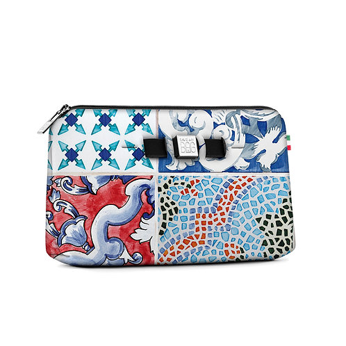 Travel Pouch Medium Printed - Outlet