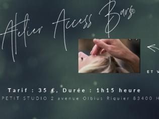 Atelier Access Bars® - 28/03