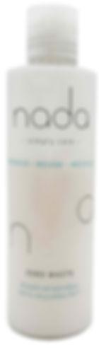 Nachfüllbare Shampoo-Flasche aus recyceltem Kunststoff (rPET)