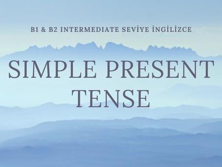 Simple Present Tense (Geniş Zaman)