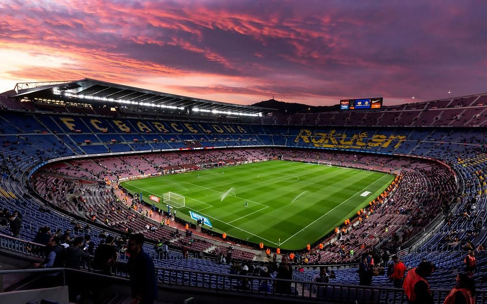 12+ Fc Barcelona Stadium Name