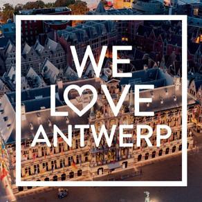 Day 88 We Love Antwerp